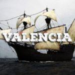 La Nao Victoria, una réplica del navío que realizó la primera vuelta al Mundo, llega a Valencia