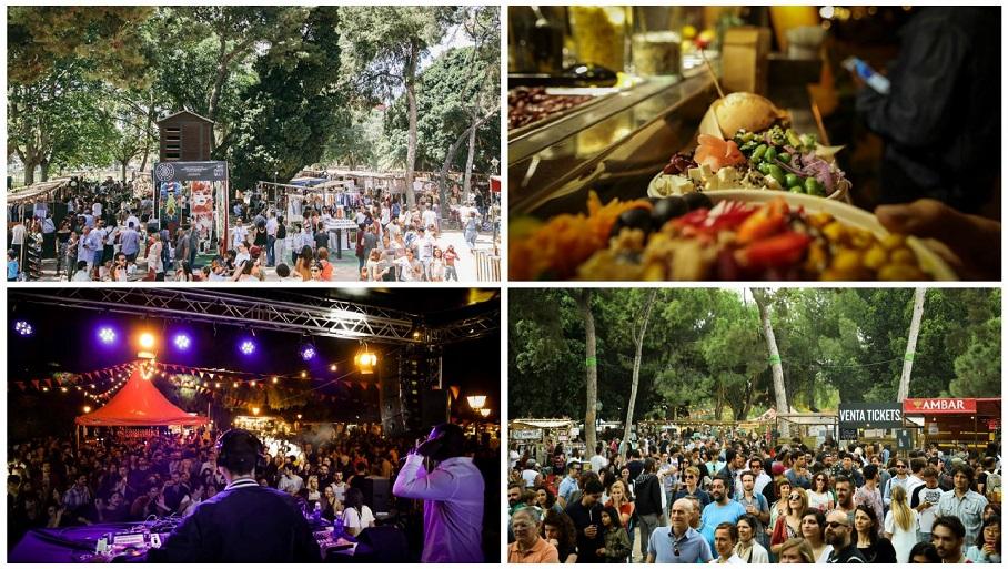 Palo Market Fest vuelve en mayo a los Jardines de Viveros de Valencia