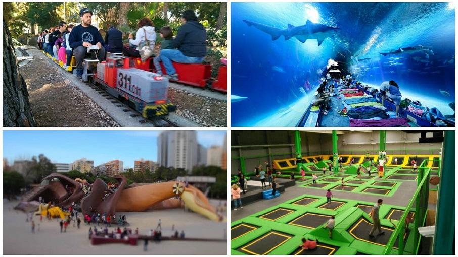 Qué hacer con niños en Valencia y alrededores – PLANES MOLONES Y ORIGINALES