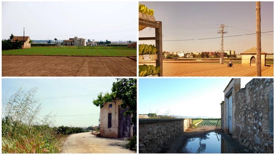 Rutas temáticas y guiadas GRATUITAS por la huerta de Burjassot