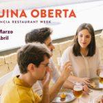 Regresa Valencia Cuina Oberta, donde 50 restaurantes de la ciudad ofrecen menús a precio cerrado