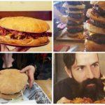 Las hamburguesas más gigantes de Valencia, locales con hamburguesas XXL