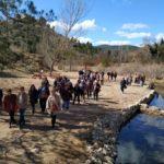 Rutas senderistas gratuitas durante los días de Pascua en la población de Andilla