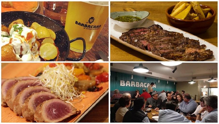 La cerveza valenciana Antiga Artesana abre Barbacana, un restaurante con productos de proximidad