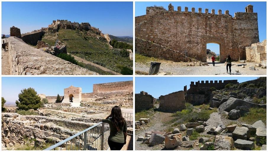 El Castillo de Sagunto, una impresionante fortaleza que es Monumento Nacional