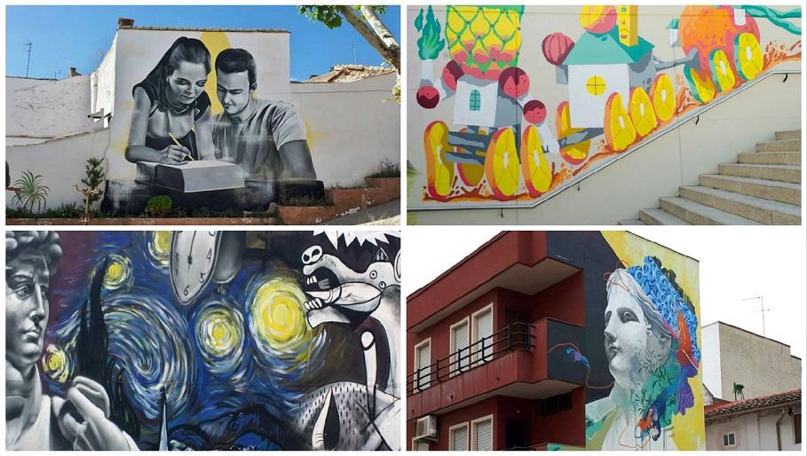 Cheste se llena de arte urbano con Graffitea 2019
