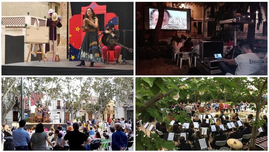 Cultura als Pobles 2019 trae decenas de ACTIVIDADES GRATUITAS a Valencia