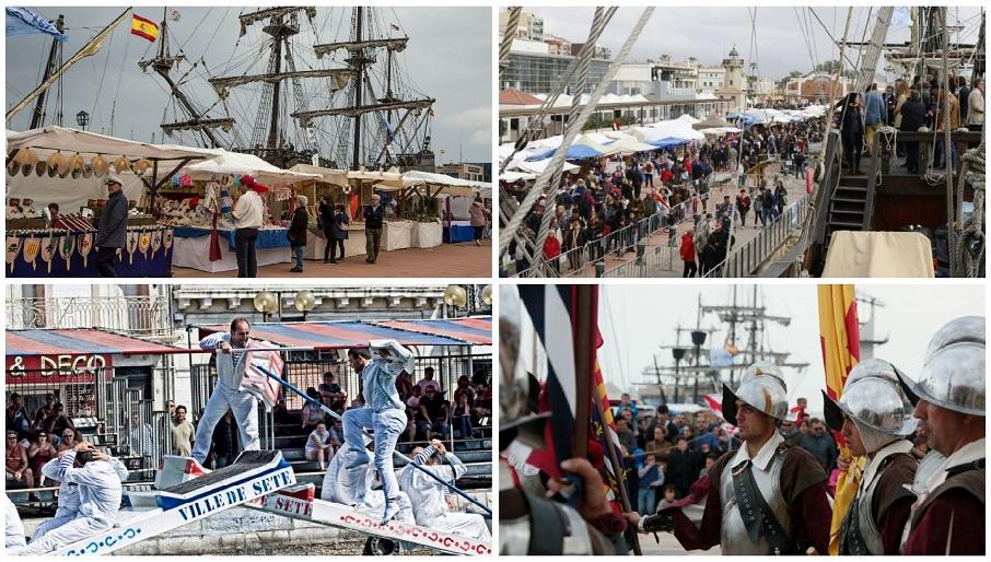 La gran fiesta del mar llega a Castellón con Escala a Castelló 2019