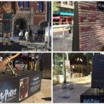 Valencia se llena de esculturas de Harry Potter por la próxima gran exposición