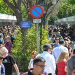 La 54 Feria del Libro de Valencia se celebra del 25 de abril al 5 de mayo de 2019