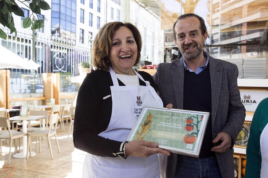 Una ama de casa del Cabanyal gana el I Torneo de Titaina Valenciana
