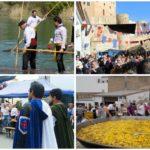 La gran Maderada de Cofrentes tiene lugar entre el 26 y el 28 de abril de 2019