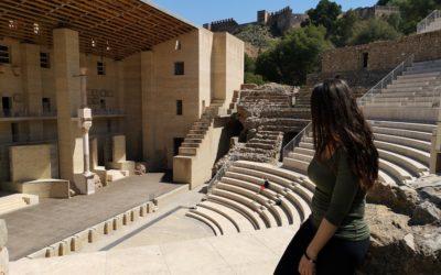 El Teatro Romano de Sagunto, uno de los grandes teatros de época romana de Hispania