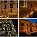 """Más de 70.000 velas iluminarán Utiel en su gran evento """"Utiel, 250 años a la luz de las velas"""""""