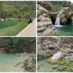 El Charco de la Tosca y la espectacular ruta del agua del río Fraile de Bicorp