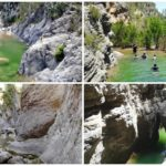 La espectacular ruta del Barranco de la Maimona de Montanejos