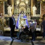 Besamanos a la Virgen de los Desamparados 2019