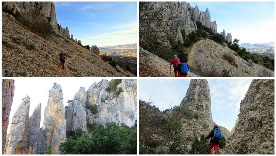 Els Frares de Quatretondeta, una de las rutas más bonitas de la Comunitat Valenciana
