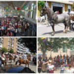 Utiel se llena de sevillanas, caballos, música y gastronomía con la Feria Flamenca Utielana 2019