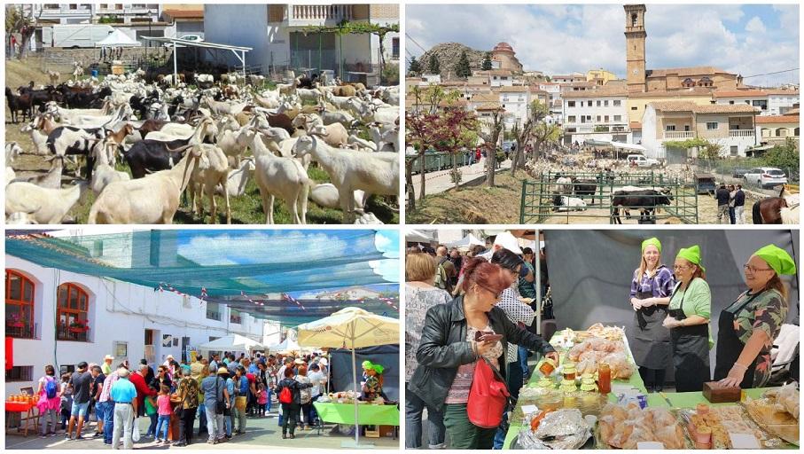 Andilla acoge una nueva edición del Gastromercado y las Jornadas de Pastoreo de Montaña