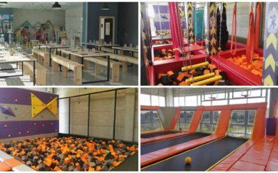 Abre en Paterna Jump Factory Valencia, la fábrica de la diversión