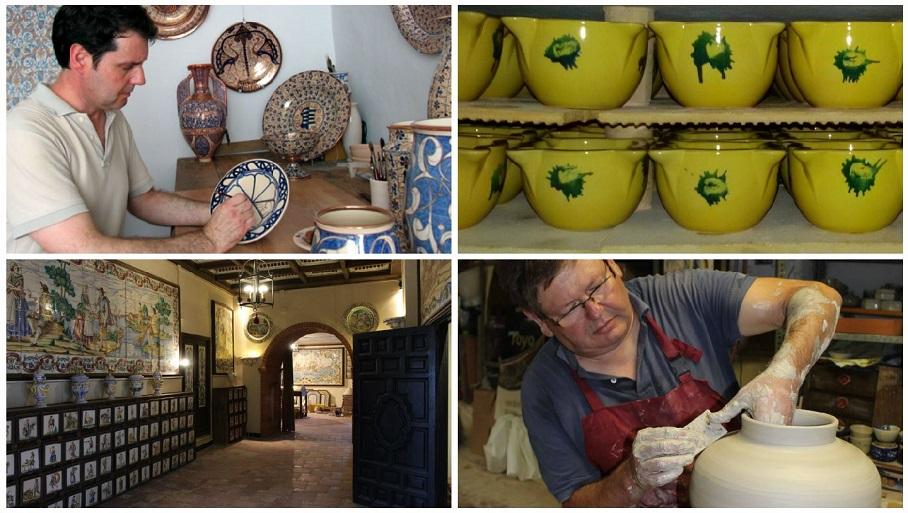 Manises celebra una jornada de puertas abiertas en los talleres de cerámica