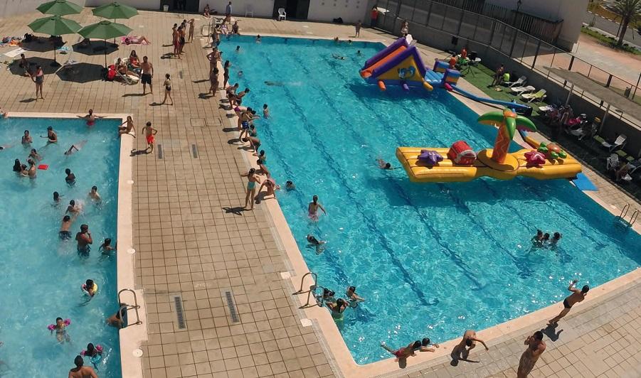 Horarios y aperturas de las piscinas municipales y tematizadas de verano en Valencia en 2019