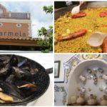 Casa Carmela, un restaurante de cocina tradicional valenciana en el interior de una villa