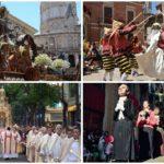 Corpus Christi 2019 en Valencia, todos los actos de la gran Festa Grossa