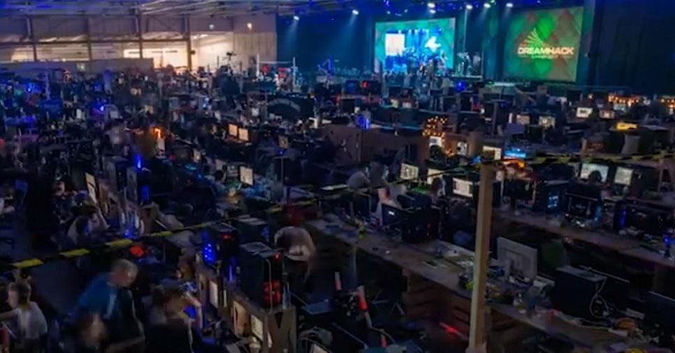 Llega DreamHack Valencia, el mayor festival de esports y videojuegos de España