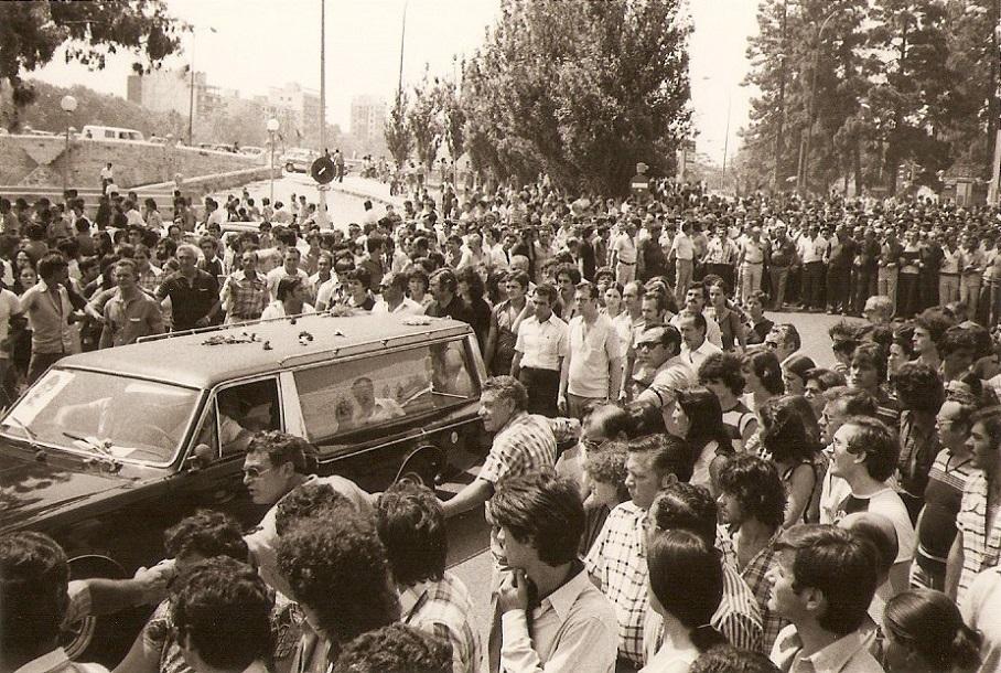 La trágica historia de Valentín González, el joven sindicalista valenciano asesinado