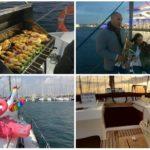 Barbacoas, conciertos en directo y salidas en velero desde la Marina de Valencia