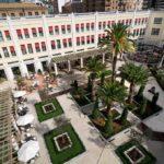Los jardines del The Westin Valencia acogen la gran Fiesta de la Burbuja 2019
