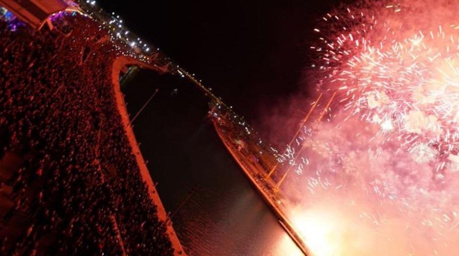 La Nit a la Mar 2019 llenará de conciertos GRATUITOS y un gran piromusical la Marina de Valencia