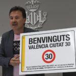 Entra en vigor la nueva ordenanza de movilidad de Valencia capital