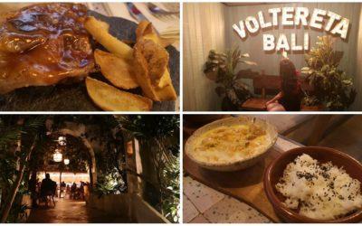 Voltereta, un rinconcito de Bali en Valencia capital