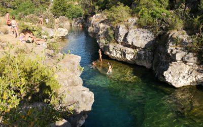 La Fuente de Marzo, el precioso paraje desconocido de Anna con un lago para bañarse