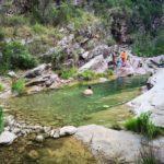 La Poza La Bañera, una poza de aguas cristalinas en Cirat