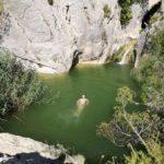 El Racó de Sant Bonaventura, un precioso paraje con pozas de agua natural