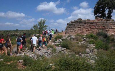 Visitas guiadas gratuitas al yacimiento ibérico el Torrejón de Gátova
