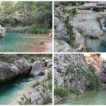 La espectacular ruta de la parte baja del Río Fraile, una ruta llena de pozas para bañarse