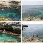 Cala Fonda, una espectacular cala salvaje y poco visitada de aguas cristalinas