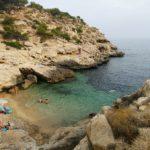 El Racó del Conill, una de las calas más bonitas de la Comunitat Valenciana
