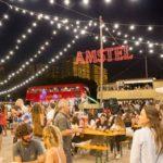 El Amstel Valencia Market trae la mejor gastronomía internacional sobre ruedas