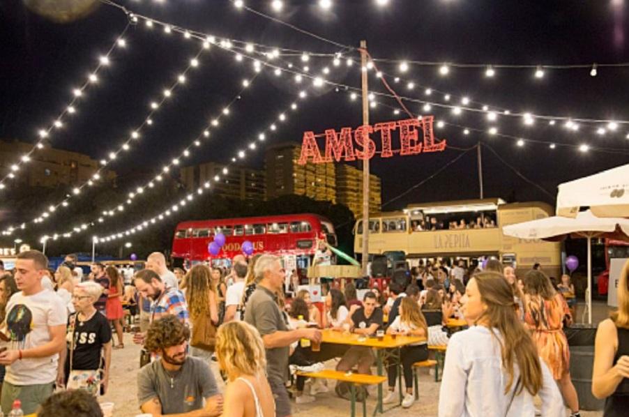 Amstel Valencia Market cancela su inauguración hasta pasadas las lluvias