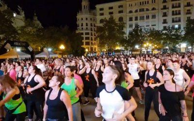 La BeActive Night y actividades GRATUITAS durante la Semana Europea del Deporte en Valencia