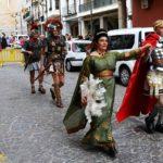 Sagunto regresa a la época romana en septiembre, un mes lleno de actividades
