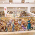 Mislata acoge una exposición GRATUITA con la acuarela más grande del mundo