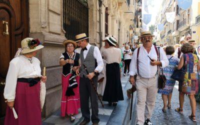 Alcoy celebra su gran Feria Modernista