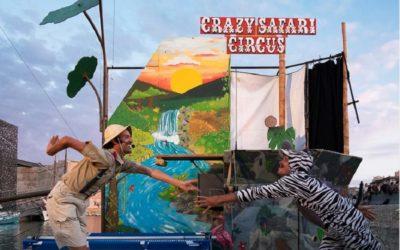 ValenCirc 2019, festival circense con espectáculos de circo de calle GRATUITOS